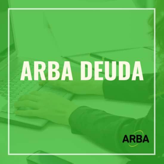 ARBA DEUDA